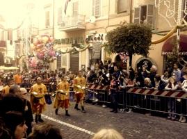 Marino Wine Festival Parade